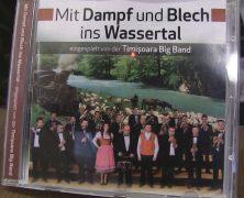 Neue CD der Stadtkapelle Temeswar mit Galakonzert vorgestellt