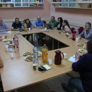 Mitgliederversammlung des Deutschen Forums in Arad