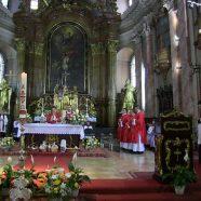 Neuer Apostolischer Nuntius für Rumänien und Moldawien auf Antrittsbesuch