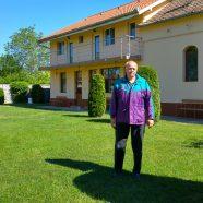 Adam Csonti kandidiert erneut bei den Kommunalwahlen in Billed