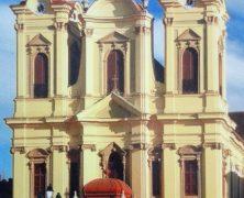 Ausstellung zu 280 Jahren seit der Grundsteinlegung des Temeswarer Doms