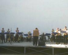 Timisoara BigBand bei der 17. Blasmusik-EM in Österreich