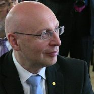 Nobelpreisträger Stefan Hell besucht seine Heimatstadt Sanktanna