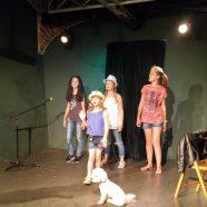 Spaß am Singen in der Vorstellung Das Vorsprechen