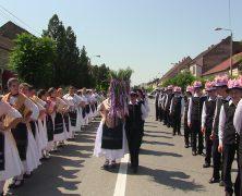 2. Neuauflage des banatschwäbischen Kirchweihfestes in Detta