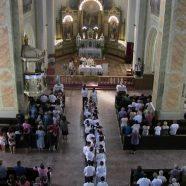 148. Weihefest der Mutter-Anna-Kirche in Sanktanna