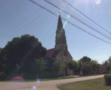 120 Jahre seit der Kirchenweihe in Tschene