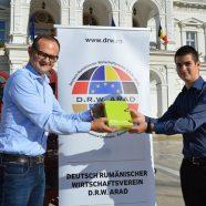 DRW Arad und seine wohl erfolgreichste PR-Aktion
