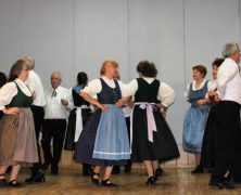 Neue Seniorentanzgruppe im Banat