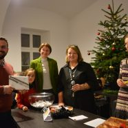 Weihnachtsfeier beim DWS