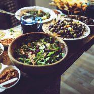 Bald schon Gastronomische Region Europas