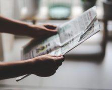 Der Nordschleswiger, eine deutschsprachige Tageszeitung in Dänemark