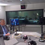 Deutsches EP-Mitglied Markus Ferber im Interview zur Lage in Rumänien