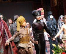 Eine Inszenierung, die ein Theatererlebnis garantiert
