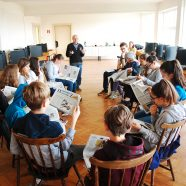 Journalismus-Workshop in Sanktanna
