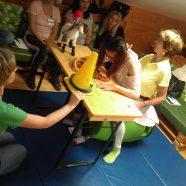 Österreichische Lehrtherapeutin bildet rumänische Hippotherapeuten fort