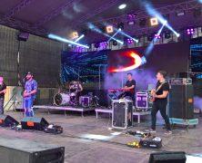 Band der Popakademie Mannheim auf Konzertreise in Temeswar
