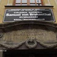 "TRADITIONSPFLEGE AM HERMANNSTÄDTER ""BRUK"""