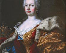 300 Jahre seit der Geburt der Kaiserin Maria Theresia
