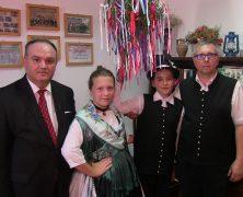 Kirchweih in Detta – Treffpunkt deutscher Jugendtrachtengruppen aus West-Rumänien und Ungarn
