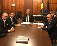 Dialog deutsche Wirtschaft – rumänische Regierung