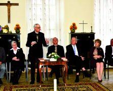 Altbischof Klein wurde 80