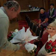 Else von Schuster feierte 92.Geburtstag