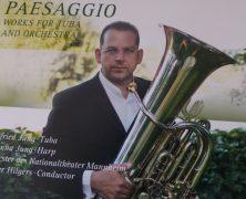 """""""Die Tuba ist vielseitig"""". Siegfried Jung stellt seine CD vor"""