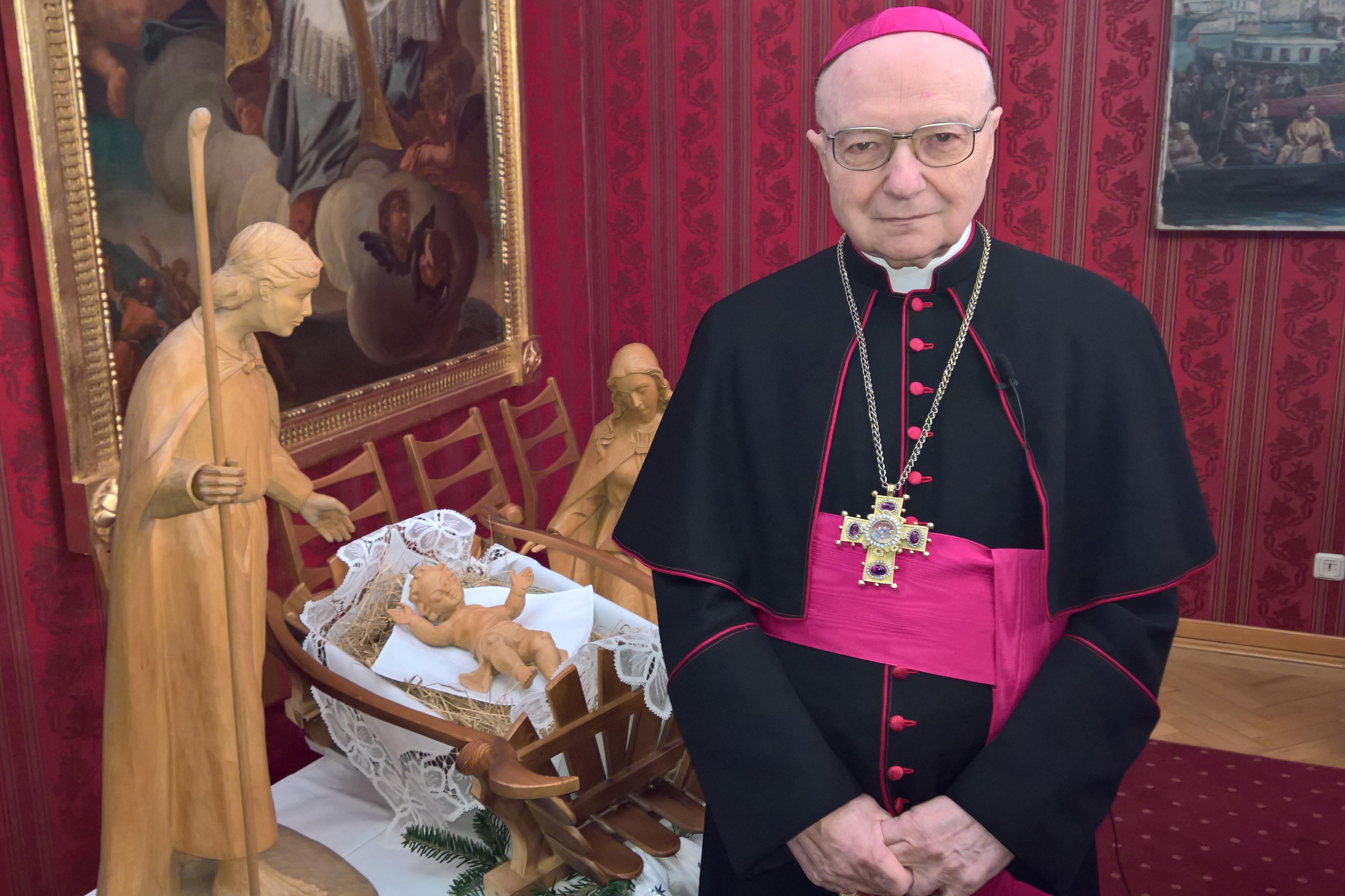Weihnachtsbotschaft des römisch-katholischen Bischofs von Temeswar ...