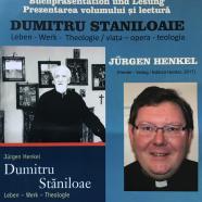 """BUCHPRÄSENTATION: """"DUMITRU STANILOAE. LEBEN – WERK – THEOLOGIE"""""""