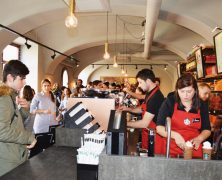 Starbucks-Café am Großen Ring