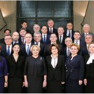 Dritte PSD-ALDE-Regierung eingesetzt
