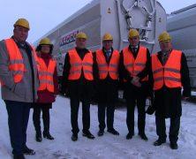 Deutscher Konsul auf Antrittsbesuch in Arad