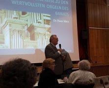 Wertvolle historische Orgeln im Banat