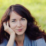 Autorin Iris Wolff in Temeswar