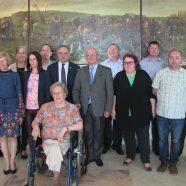 DFDB-Vertreterversammlung mit Vorstandswahlen und Ehrung