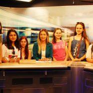 FunkForum organisiert TV-Workshop für Schüler