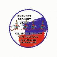 "13. ""Begegnung auf dem Huetplatz"""