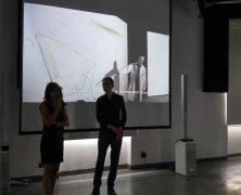 Videokunstausstellung in Temeswar