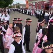 Rumäniendeutsches Trachtenfest in Glogowatz