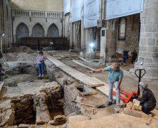 Überraschender Fund in der Stadtpfarrkirche
