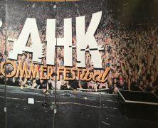 AHK SOMMERFEST 2018