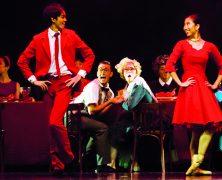 Feuertaufe für Tänzer und Choreographen