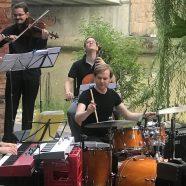 Jazz-Band zu Gast in Temeswar