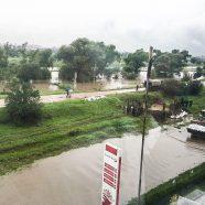 Überschwemmungen im Kreis Hermannstadt