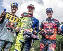 Jüngster Sieger bei Red Bull Romaniacs