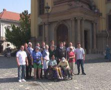 Österreichischer Malteserdienst auf Rumänienreise