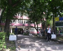 Lenau-Schule in Temeswar mit neuem Gebäude