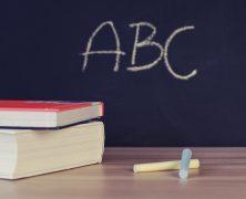 Beginn des Schuljahres in Reschitz