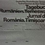 """DSTT-Premiere: """"Tagebuch Rumänien. Temeswar"""""""